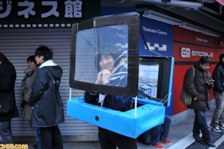 Nintendo Scene 3DS Japan Launch Picture (7)