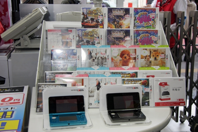 Nintendo Scene 3DS Japan Launch Picture (9)