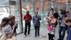 London St Pancras 3DS StreetPass Event with Yoshinori Ono (20)