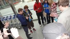 London St Pancras 3DS StreetPass Event with Yoshinori Ono (26)