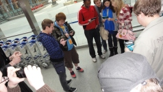 London St Pancras 3DS StreetPass Event with Yoshinori Ono (26)