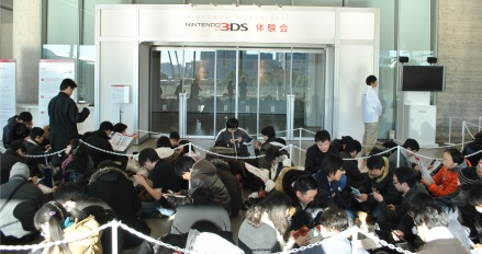 UK 3DS Breaks Nintendo Pre-Order Records