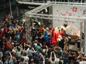 Kapow Comic Con 2011 - Day 2 - Cosplayer Compeition Entrants