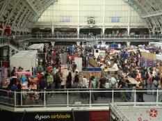 Kapow Comic Con 2011 - Day 2