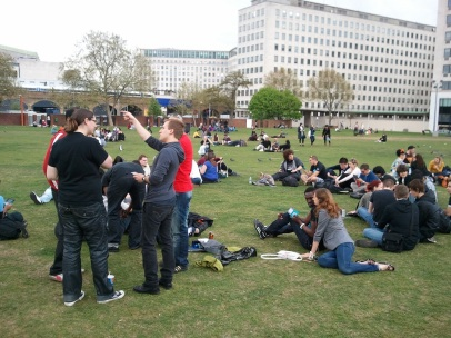 Nintendo Scene StreetPass Event Day London (1)