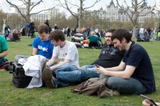 Nintendo Scene StreetPass Event Day London (10)