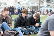 Nintendo Scene StreetPass Event Day London (15)