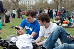 Nintendo Scene StreetPass Event Day London (4)
