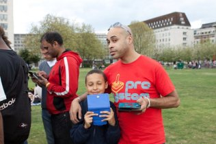 Nintendo Scene StreetPass Event Day London (5)