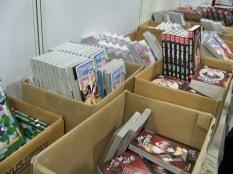 Manga Sales - MCM Expo