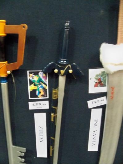 Master Sword - MCM Expo