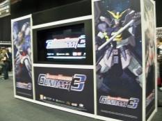 Dynasty Warriors: Gundam 3 - MCM Expo