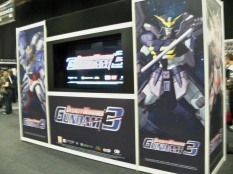 Dynasty Warriors: Gundam 3 - MCM Expo