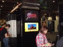 Nintendo Unleashed Zelda Area