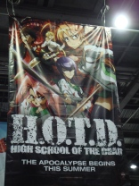 Highschool of the Dead 003