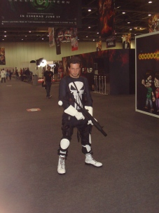 Frank Castle is dead. Call me Punisher 001