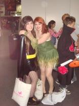 Batgirl and Ivy