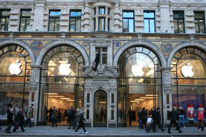 Largest #StreetPass #FlashMob Event - Apple Store, Regent Street, London (09.07.11) @ 2pm, Wear Red and Bring your 3DS.