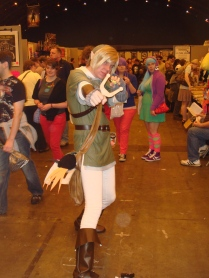 Cosplay Nintendo - LFCC 09 Jul 11 (4)