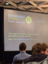 Edinburgh Interactive 2011 Report