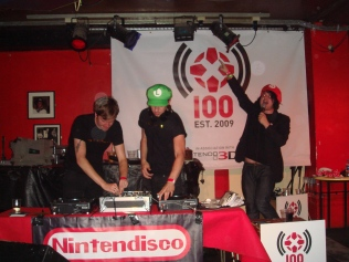 Nintendisco doing their thing