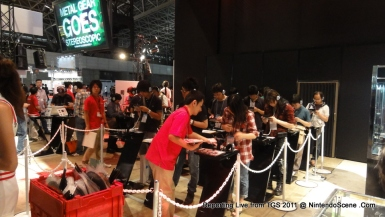 Nintendo Scene Reporting Live from the Tokyo Game Show 2011 (167)