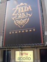 Zelda 25th Anniversary Symphony in London
