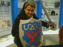 NYC Zelda Skyward Sword Launch Event Live (10)