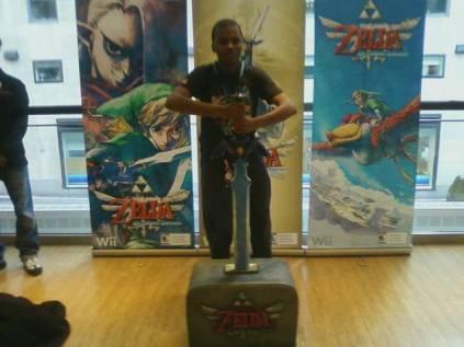 NYC Zelda Skyward Sword Launch Event Live (8)
