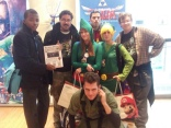 Party in The Sky -- Skyward Sword Launch Party with StreetPass NYC! - Event Report