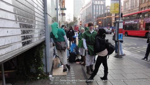 Zelda Skyward Sword London UK Launch Report (3)