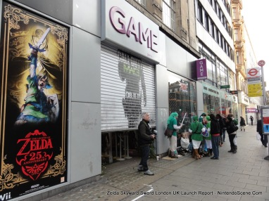 Zelda Skyward Sword London UK Launch Report (5)