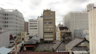 Chisun Hotel in Ueno - View