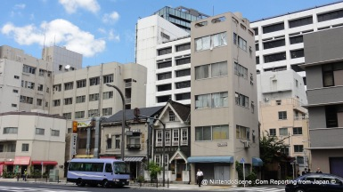 Asakusa Dori Scene
