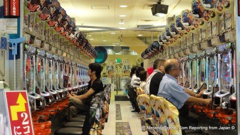 Gamblers Paradise at Ameyayokocho Market