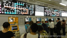 Ticket Hall of the Shijo Karasuma Line 09