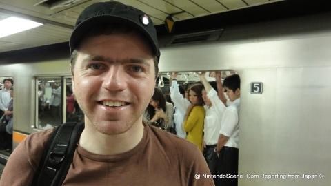 Tokyo Metro Squash
