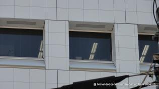Nintendo HQ Window Peek