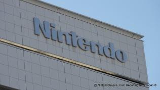 Nintendo HQ Building Logo