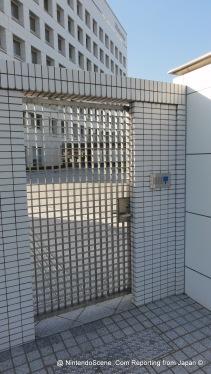 Nintendo HQ Security Gate