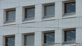 Telephoto View Into Nintendo's Kyoto HQ Windows