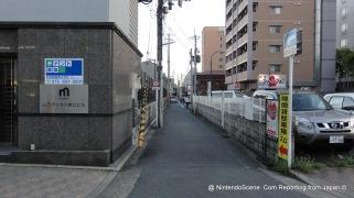 Side Street to Nintendo HQ