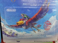 Skyward Sword Points Card