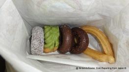 Mister Donut Selection