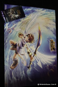 Kid Icarus Battle Squad - Prize offered by www.nintendoscene.com, see website for details