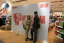Metal Gear Solid 25th Anniversary Uniqlo T-Shirt Launch and Signing (with Hideo Kojima and Yoji Shinkawa) 005