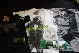 Metal Gear Solid 25th Anniversary Uniqlo T-Shirt Launch and Signing (with Hideo Kojima and Yoji Shinkawa) 007