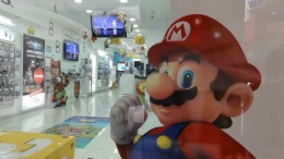 StreetPass Bogota Colombia at the Nintendo Store