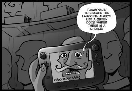 Armikrog. GamePad Concept 01