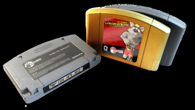 Lobodestroyo Nintendo 64